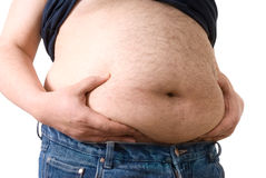 http://www.dreamstime.com/royalty-free-stock-images-big-fat-belly-image8062319